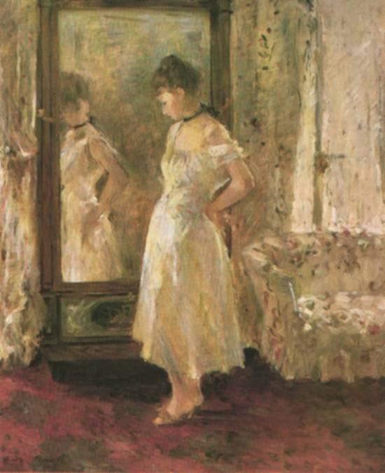 Berthe Morisot Morisot.psyche